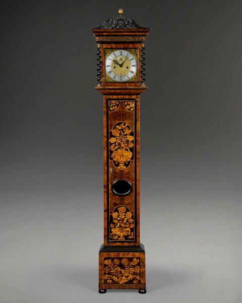 An Antique Clock By Daniel Quare London C1690