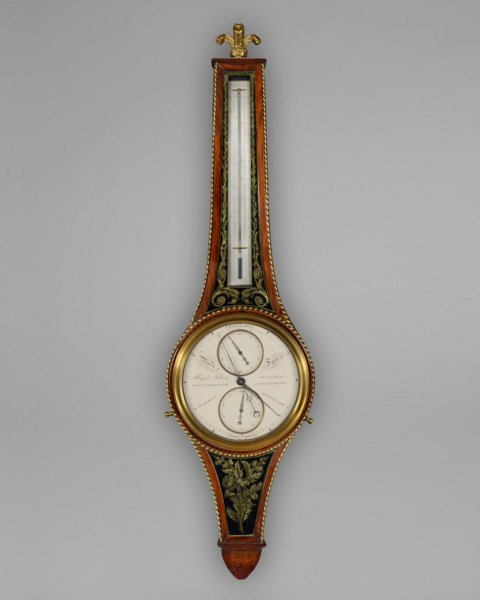 JOHN RUSSELL, Falkirk Invetor et Fecit, Watchmaker to his RH The Prince Regent